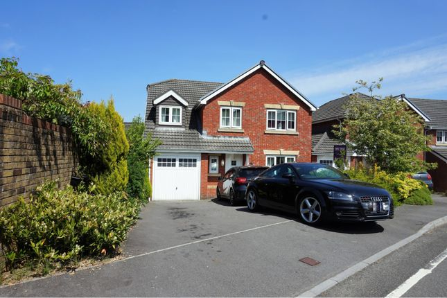 Thumbnail Detached house for sale in Parc Gellifaelog, Tonypandy