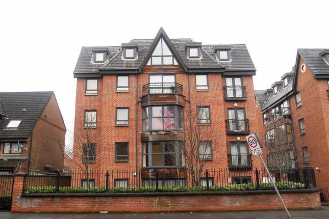 Thumbnail Flat for sale in Withington Road, Whalley Range, Manchester