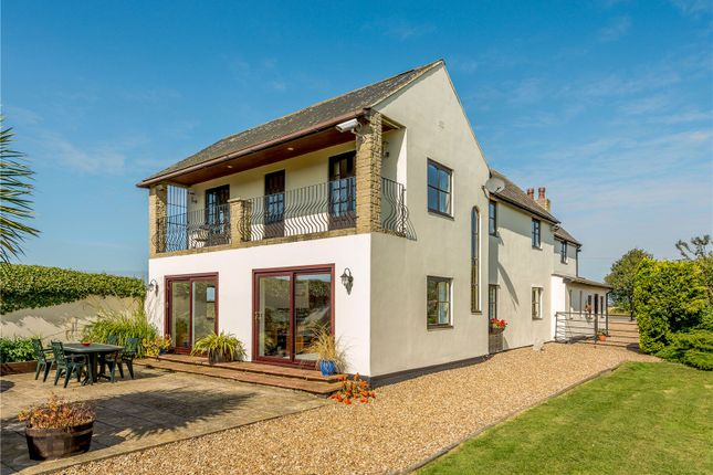 Thumbnail Detached house for sale in Foston Lane, Foston, Leicester, Leicestershire