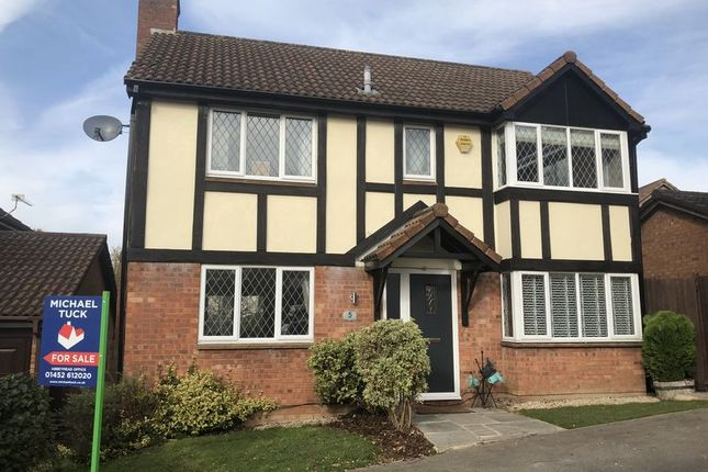 Thumbnail Detached house for sale in Beckford Road, Abbeymead, Gloucester