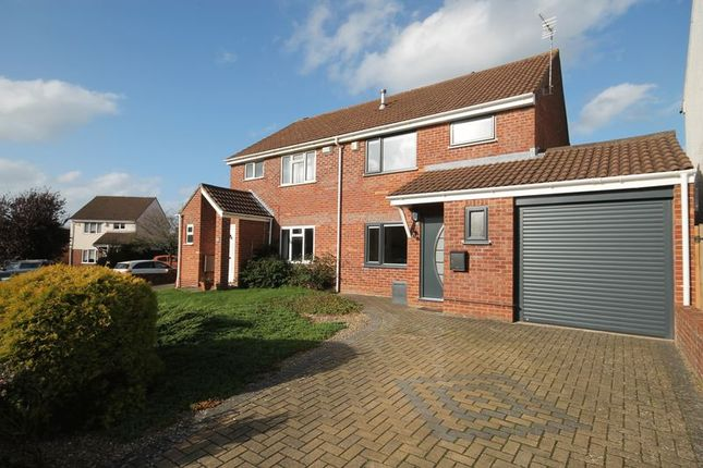 Thumbnail Semi-detached house for sale in Chichester Way, Yate, Bristol