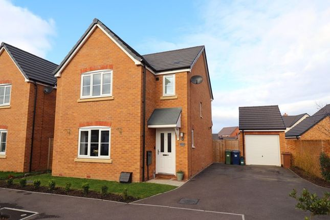 3 bed detached house to rent in Godwine Drive, Longford, Gloucester GL2
