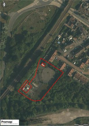 Thumbnail Land to let in Land Off Lea Road, Gainsborough