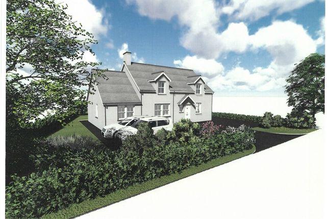 Thumbnail Land for sale in Building Plot At Maes Y Pentre, Pontgarreg, Llandysul