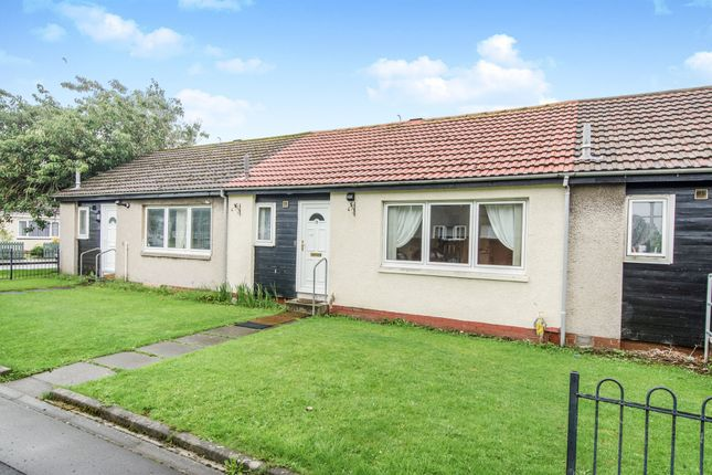 Thumbnail Terraced bungalow for sale in Blackford Crescent, Prestwick