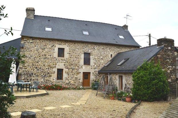 Detached house for sale in 56120 La Grée-Saint-Laurent, Morbihan, Brittany, France