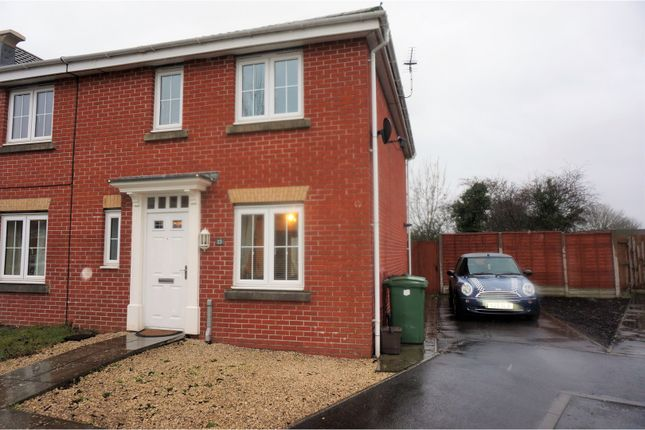 Thumbnail Semi-detached house for sale in Willowbrook Gardens, Cardiff