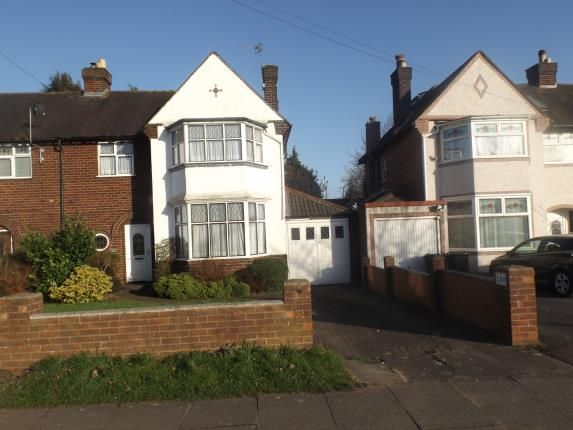 Thumbnail Semi-detached house for sale in Stechford Road, Birmingham, West Midlands