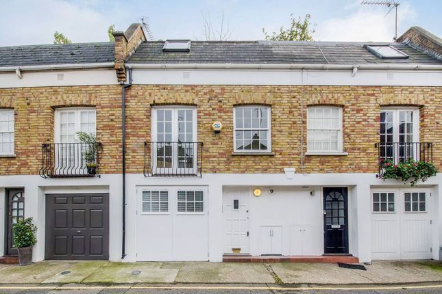 Thumbnail Flat to rent in Royal Crescent Mews, Holland Park, London