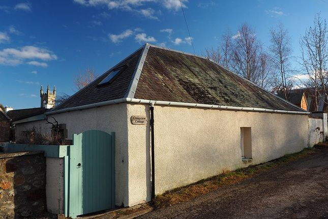 Thumbnail Cottage for sale in Courthill Road, Rosemarkie