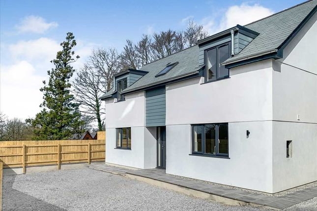 4 bed detached house for sale in The Paddock, The Stables, Penstowe Park, Kilkhampton, Bude EX23