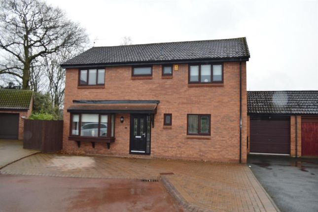Thumbnail Detached house for sale in Torbay Close, Marton, Middlesbrough