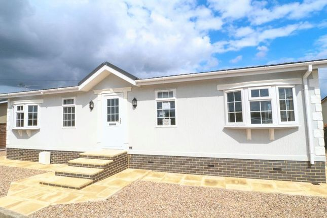 Thumbnail Detached bungalow for sale in The Grove, Woodside Park Homes, Woodside, Luton