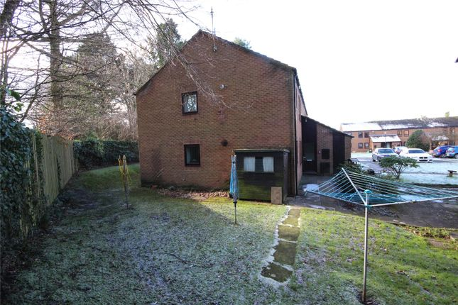 Gardens of Knowefield Close, Stanwix, Carlisle CA3