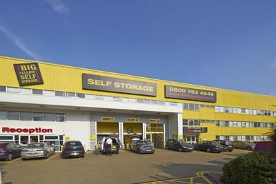 Warehouse to let in Big Yellow Self Storage Staples Corner, Unit 1, 1000 North Circular Road, London
