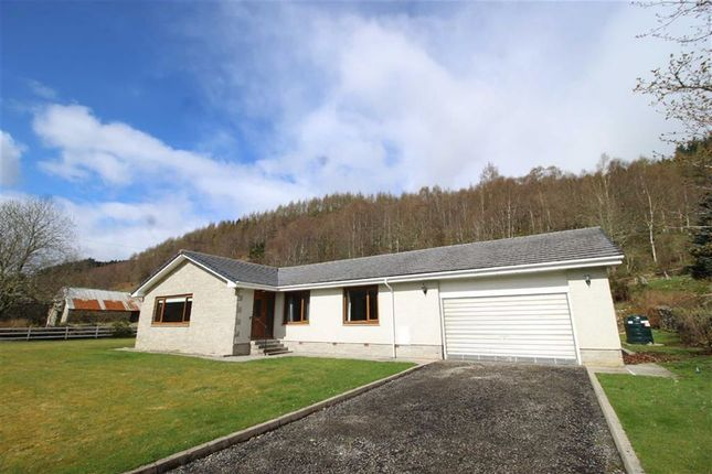 Thumbnail Detached bungalow for sale in The Gardens, Knockfin, Tomich