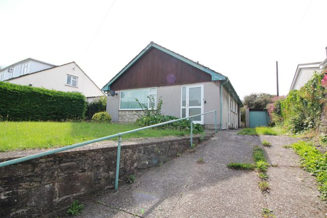 Thumbnail Bungalow for sale in Chapel Road, Abergavenny