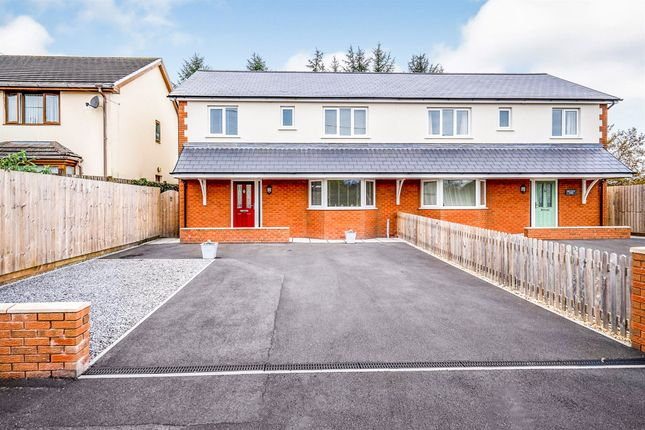 Thumbnail Semi-detached house for sale in Roman Road, Banwen, Neath