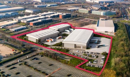 Photo of Estuary Prime, Estuary Commerce Park, Liverpool L24