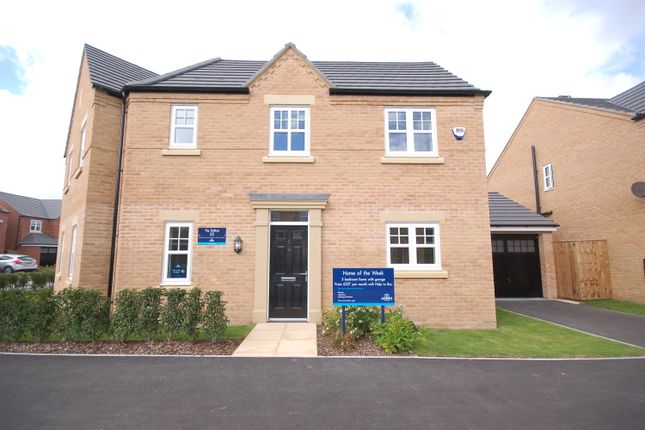 Thumbnail Semi-detached house for sale in Faulkner Crescent, Heyhouses Lane, Lytham St Annes