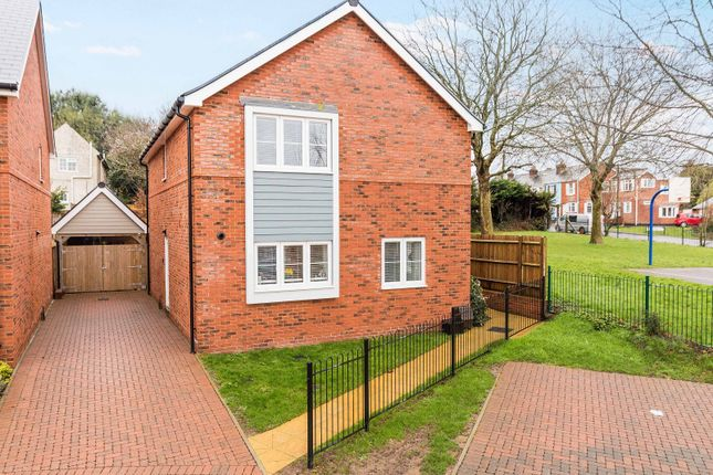 Thumbnail Detached house for sale in Compass Way, Swanwick