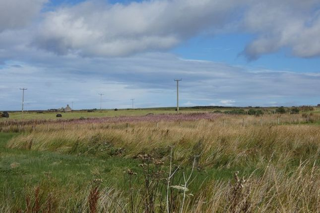 Thumbnail Land for sale in Weydale, Thurso