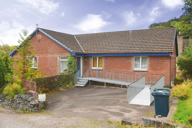 Thumbnail Detached bungalow for sale in Smiddy Road, Garelochhead, Argyll & Bute