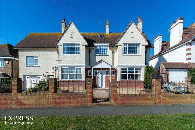 Thumbnail Detached house for sale in Westdown Road, Seaford, East Sussex