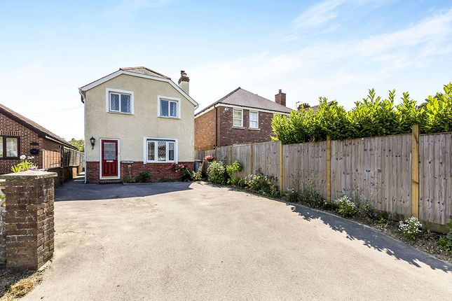Thumbnail Detached house for sale in Webb Lane, Hayling Island