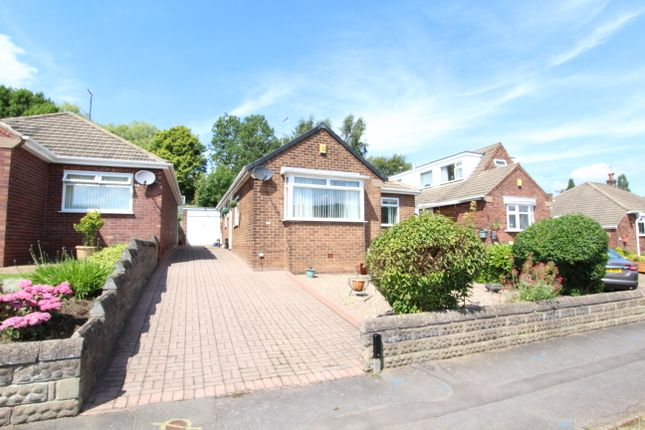 Thumbnail Detached bungalow for sale in Oakhill Road, Dronfield