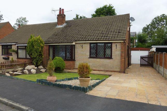 Thumbnail Semi-detached bungalow for sale in Tristan Avenue, Walmer Bridge, Preston