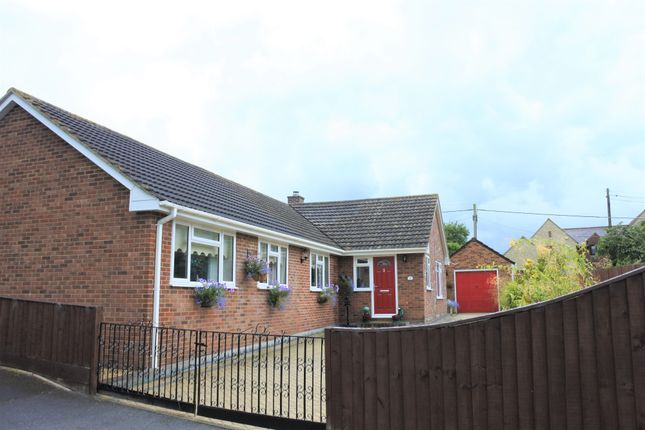 Thumbnail Detached bungalow for sale in Musbury Close, Marnhull, Sturminster Newton