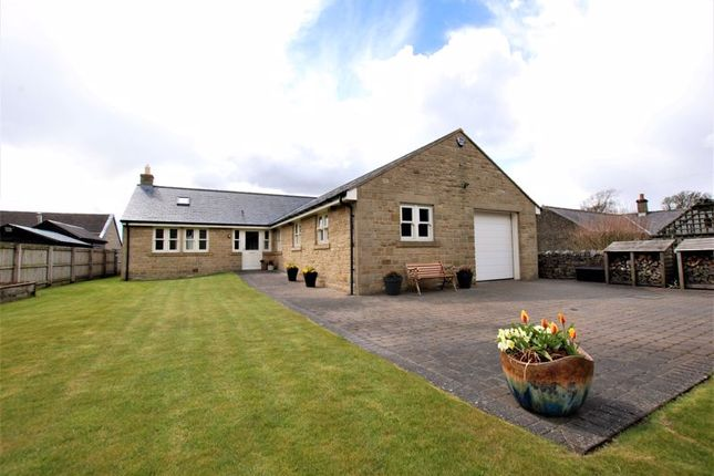 3 bed detached bungalow for sale in Crawford Crescent, Elsdon, Newcastle Upon Tyne NE19
