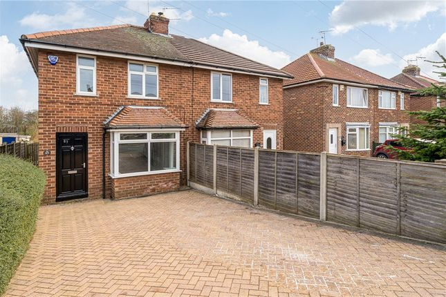 3 bed semi-detached house for sale in Stutton Road, Tadcaster LS24