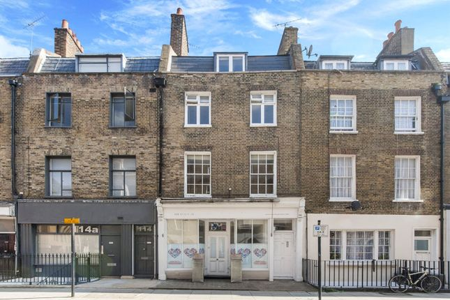 Thumbnail Terraced house for sale in Cleveland Street, London