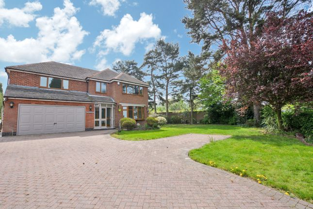 Thumbnail Detached house for sale in Highfield Avenue, Amington, Tamworth