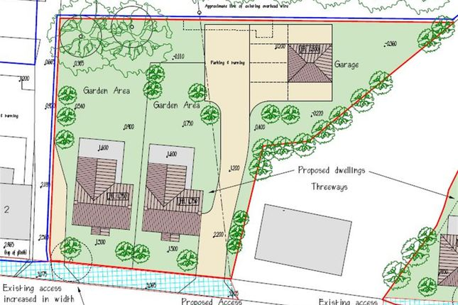Thumbnail Land for sale in Outwell Road, Nordelph, Downham Market