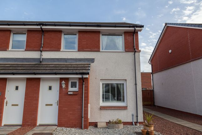Thumbnail Semi-detached house for sale in Dockers Garden, Ardrossan, North Ayrshire
