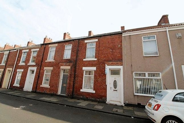 Thumbnail Terraced house to rent in Aldborough Street, Blyth