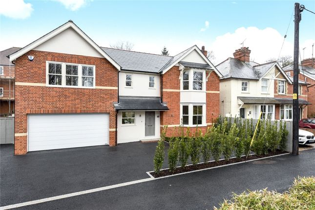 Thumbnail Detached house to rent in Chobham Road, Sunningdale, Ascot