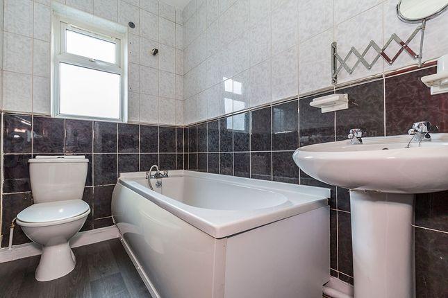 Bathroom of St. Annes Road, Chorley, Lancashire PR6