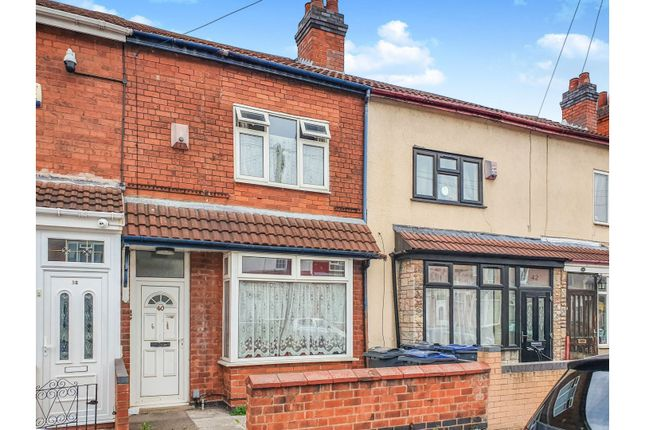 2 bed terraced house for sale in Monk Road, Birmingham B8