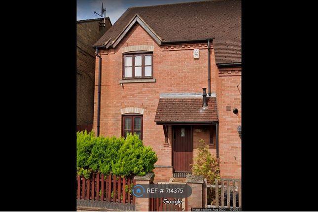 Thumbnail Semi-detached house to rent in High Street, Harefield, Uxbridge