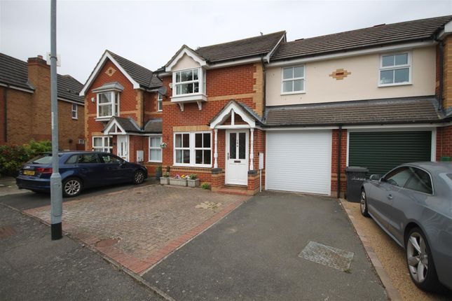 Thumbnail Terraced house for sale in Bosworth Road, Cherry Hinton, Cambridge