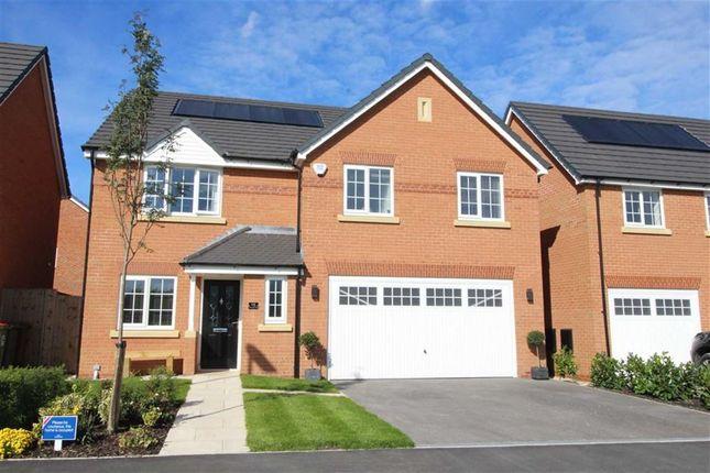 Thumbnail Detached house for sale in Ribblesdale Drive, Grimsargh, Preston