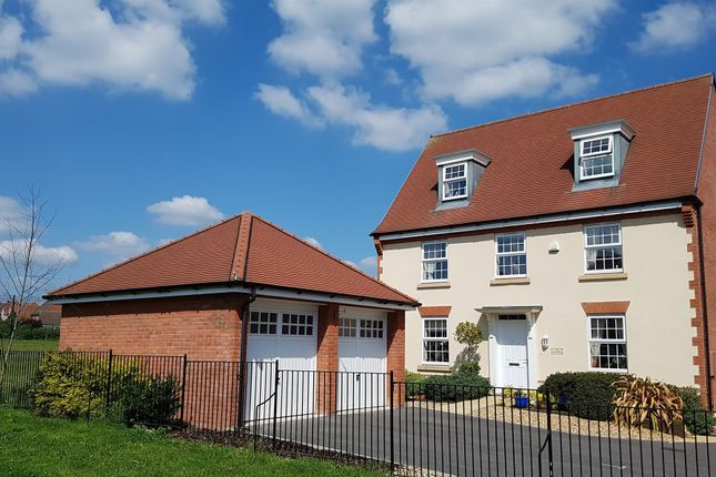 Thumbnail Detached house for sale in Cranesbill Road, Melksham