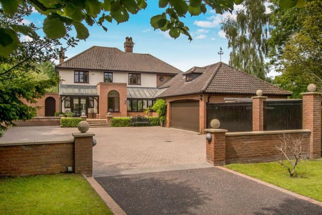 Thumbnail Property for sale in Staitheway Road, Wroxham, Norwich, Norfolk