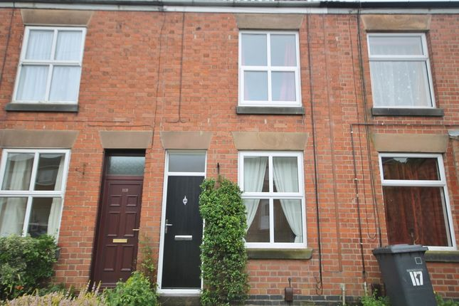 Thumbnail Terraced house for sale in Ratby Road, Groby, Leicester