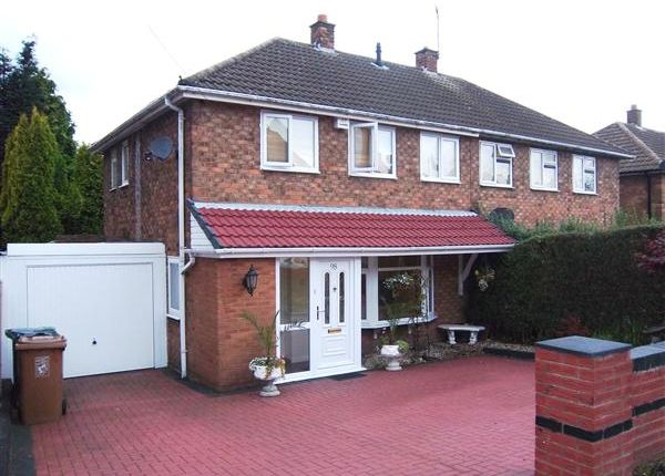 Thumbnail Semi-detached house for sale in Commonside, Brownhills, Walsall