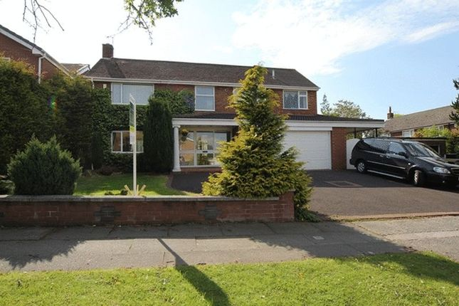 Thumbnail Detached house for sale in Gateacre Park Drive, Gateacre, Liverpool